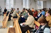 Адвентисты Луганска учатся лидерству в малых группах