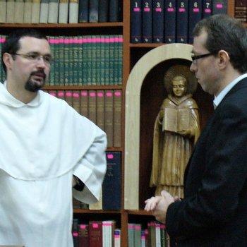 «Схоластика – живая форма развития христианской традиции». Беседа философа и теолога в Киеве