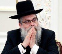 Головний рабин Яків Дов Блайх: «В Україні дуже мало приділяють увагу проблематиці Голокосту»