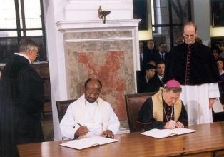 Папство, відповідне Євангелію: Нові перспективи католицько-протестантського діалогу
