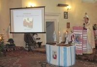 На Тернопіллі сільський священик проводить проповіді з мультимедійним супроводом (ВІДЕО)