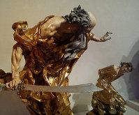 Сакральні скульптури Пінзеля повернулися з Лувру в Україну