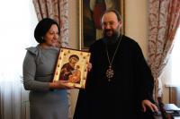 Митрополит УПЦ обговорив з секретарем Київради проведення святкувань з нагоди 1025-річчя Хрещення Київської Русі