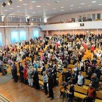 На Донетчине местные христиане внедряют молитвенные завтраки в городские администрации