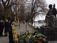 В УПЦ відслужили заупокійну літію за Президентом Карпатської України греко-католицьким священиком Августином Волошиним