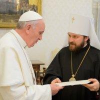 Папа Франциск приїде у Константинополь, а стосунки з Москвою мають «дозріти»