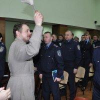 Сумська міліція -- під духовною опікою УПЦ КП