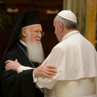 Вселенский Патриарх предвидит будущее воссоединение Православной и Католической Церквей