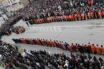 Греко-католики влаштували в Тернополі 15-тисячну хресну ходу