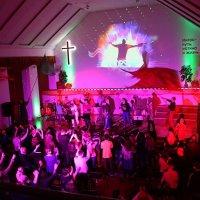 Шведы провели в Полтаве вечер евангелизации