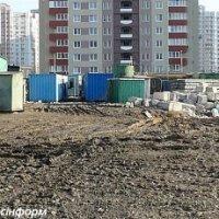 Прокуратура приостановила строительство католического храма в Киеве, требуя от милиции обеспечить общественный порядок