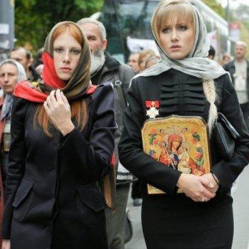 Журналист Алена Березовская: «Настоящих православных христиан в Украине больше, чем в любой другой стране мира»