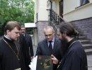 Киевскую академию УПЦ посетил госсекретарь МИД Румынии