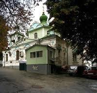 Киевский храм, в котором венчалась Леся Украинка и пел Вертинский, отметил 130-летие