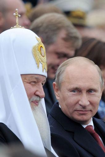 Владимир Путин намерен посетить Киев в сопровождении Патриарха Кирилла