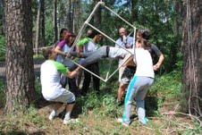 «English Camp ССХ»: как американские христиане евангелизируют украинскую молодежь