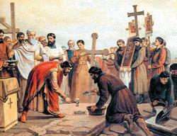 Протистояння язичництва і християнства на Русі: від Оскольда до Володимира