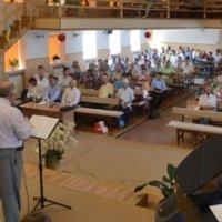 Скорочується чисельність баптистів України