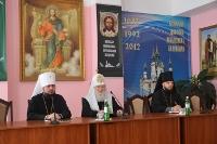 Патріарх Філарет представив на зборах духовенства Київської єпархії свого Патріаршого намісника