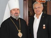 Голову Вінницької облради нагородили орденом УАПЦ