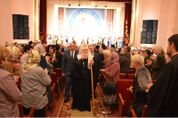 Глава УПЦ КП продовжує святкування 1025-ліття хрещення Руси на Хмельниччині