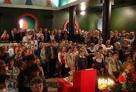 Глава УГКЦ під час зустрічі з українською молоддю в Польщі наголосив на важливості самоідентифікації