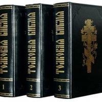 """В сети интернет доступна для скачивания """"Толковая Библия"""" А. Лопухина в 12 томах"""