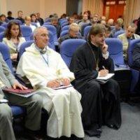 Священник УПЦ представил на конференции в католическом университете свои книги