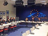 Посланці українських Церков вважають найбільшу європейську партію партнером в євроінтеграції та підтримці релігійних цінностей