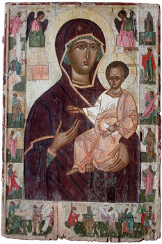 Первісна Ченстоховська Богородиця – українська ікона Петра Ратенського