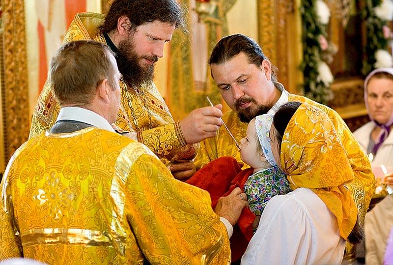 Правило подготовки православного христианина к причащению Божественных Таинств Христовых