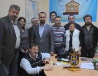 Киевский русский клуб требует «объявить вне Православной Церкви всех лиц, поддерживающих унию» с Евросоюзом