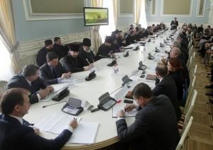 Голова КМДА закликав усі релігійні громади столиці долучитися до масштабного відзначення 70-ї річниці визволення Києва від фашистських загарбників