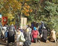 В Одессе прошел крестный ход против ассоциации с Евросоюзом