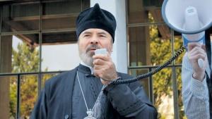 Епископ РПЦ осудил евроинтеграцию Украины и призвал Виктора Януковича определиться между «светом или тьмой, Христом или антихристом»