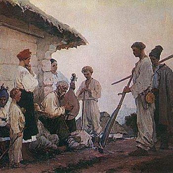 «Мирянське старчество» в духовній традиції українського кобзарства