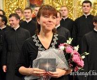В УПЦ КП презентували компакт-диск україномовних літургійних піснеспівів