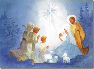 Православный и католический мир празднует Рождество Христово