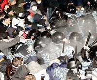 Предстоятелі та духовенство українських Церков засуджують кривавий розгін мирних демонстрантів у Києві (ОНОВЛЮЄТЬСЯ)