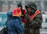 Священики сповідають і опікають учасників Євромайдану