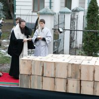 У Києві завершено перепоховання некрополю Вознесенського монастиря