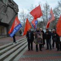 «Имя Сталина будет жить в веках!» Православные сталинисты отметили в Севастополе день рождения «русского революционера»
