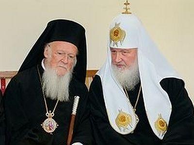 Первый без равных. Ответ Константинопольского Патриархата на документ о первенстве, принятый в Московском Патриархате