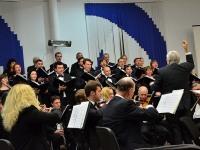 Киевский симфонический оркестр исполнит в баптистской церкви «Мессию» Генделя