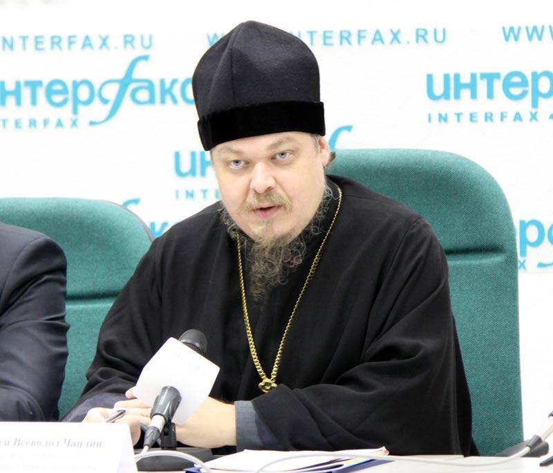 Глава ОВЦО Московского Патриархата призвал Россию и союзников к вмешательству в дела Украины