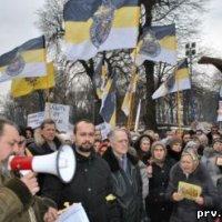 Митрополит Павел подтвердил, что благословляет церковные шествия, которые проводят в Киеве представители «политического православия»