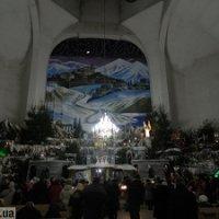 У Тернополі встановили найбільший в Україні вертеп