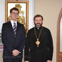 Посол з питань релігійних свобод Канади високо оцінив діяльність Церкви на Євромайдані