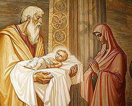 Православні і греко-католики святкують Стрітення