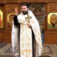 Главный миссионер Киевской епархии УПЦ именем Христа извергает проклятия на участников Евромайдана